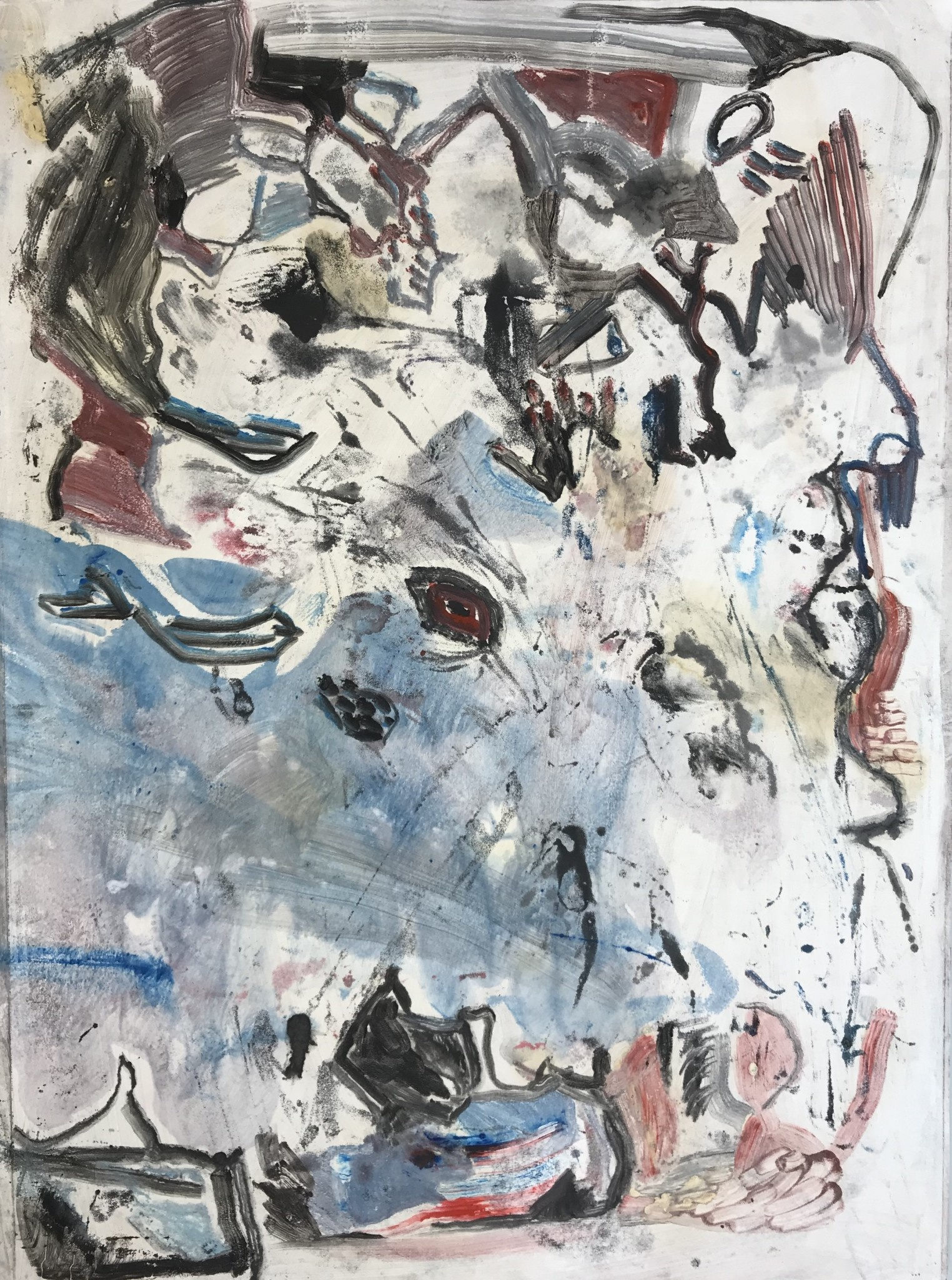 Untitled (Monotype #11)-1