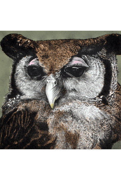 Eagle Owl (unframed)