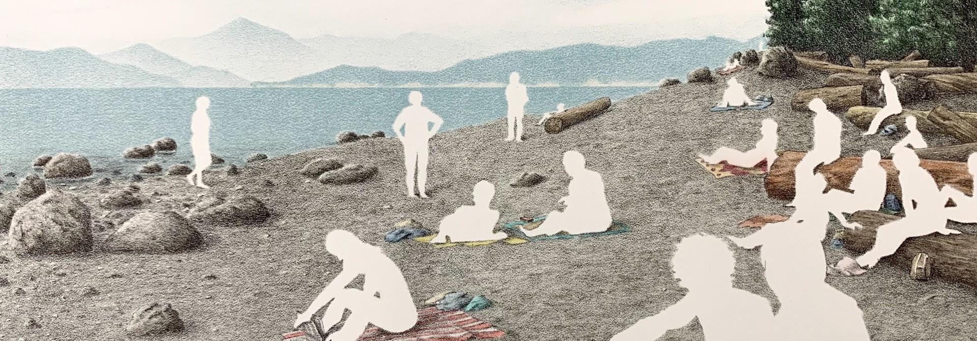 Summer Day - Wreck Beach