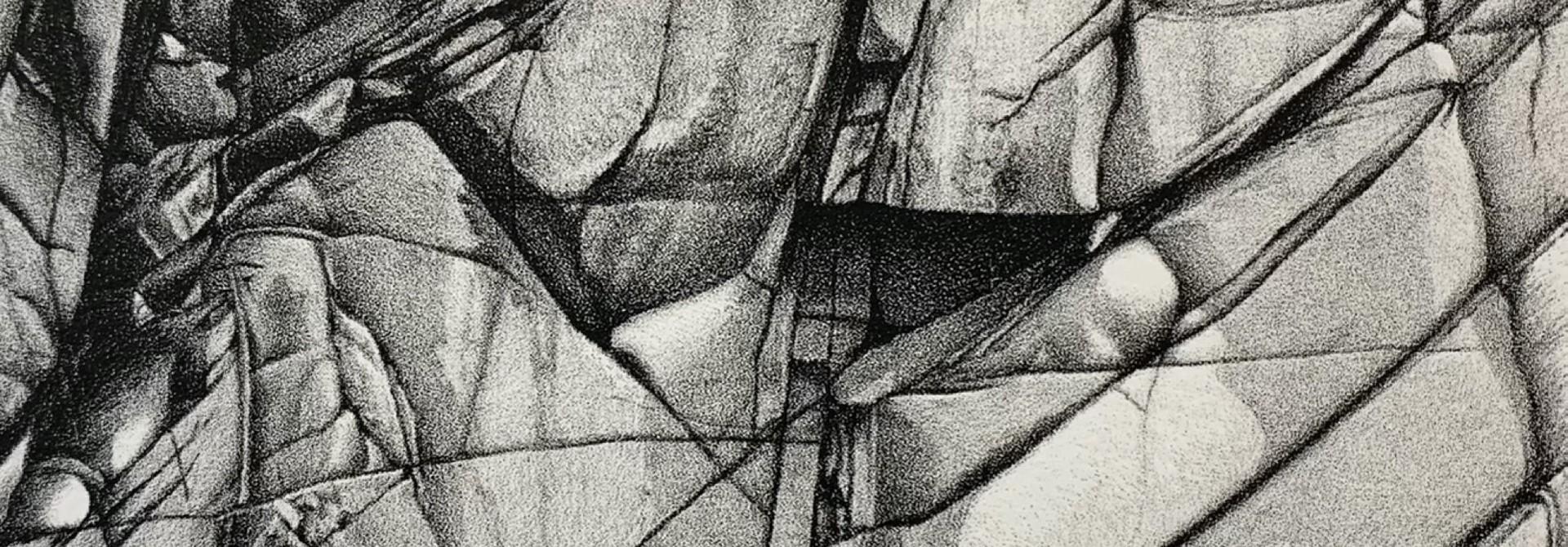 Calvert Island II (framed)