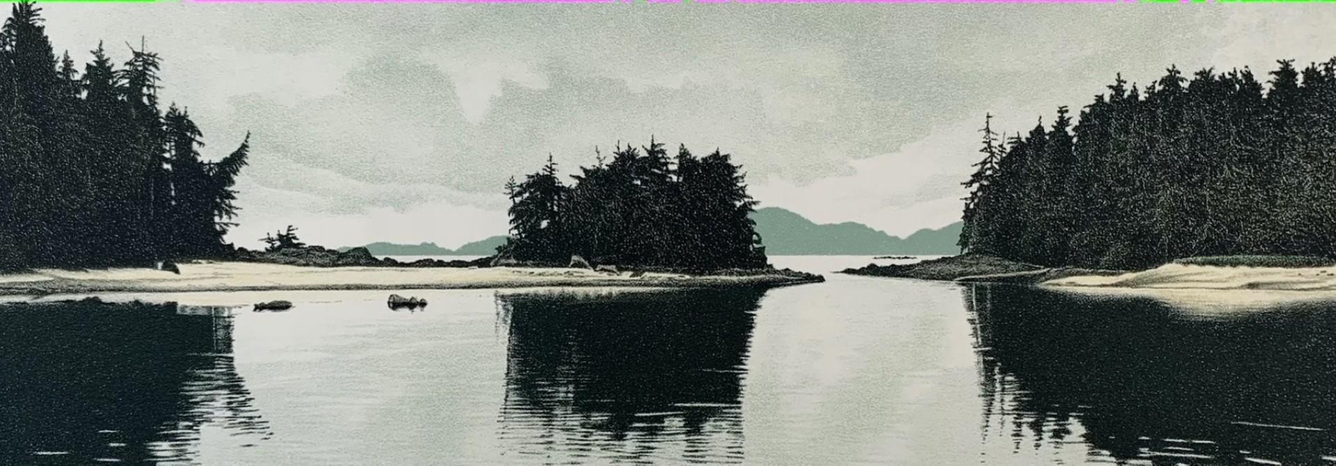 Fury Cove (framed)