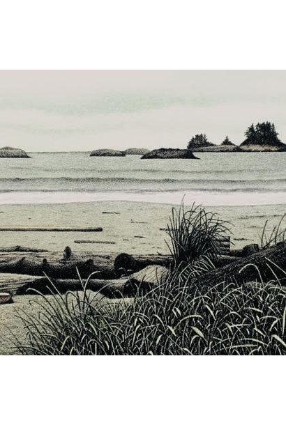 Panorama - Calvert Island (framed)