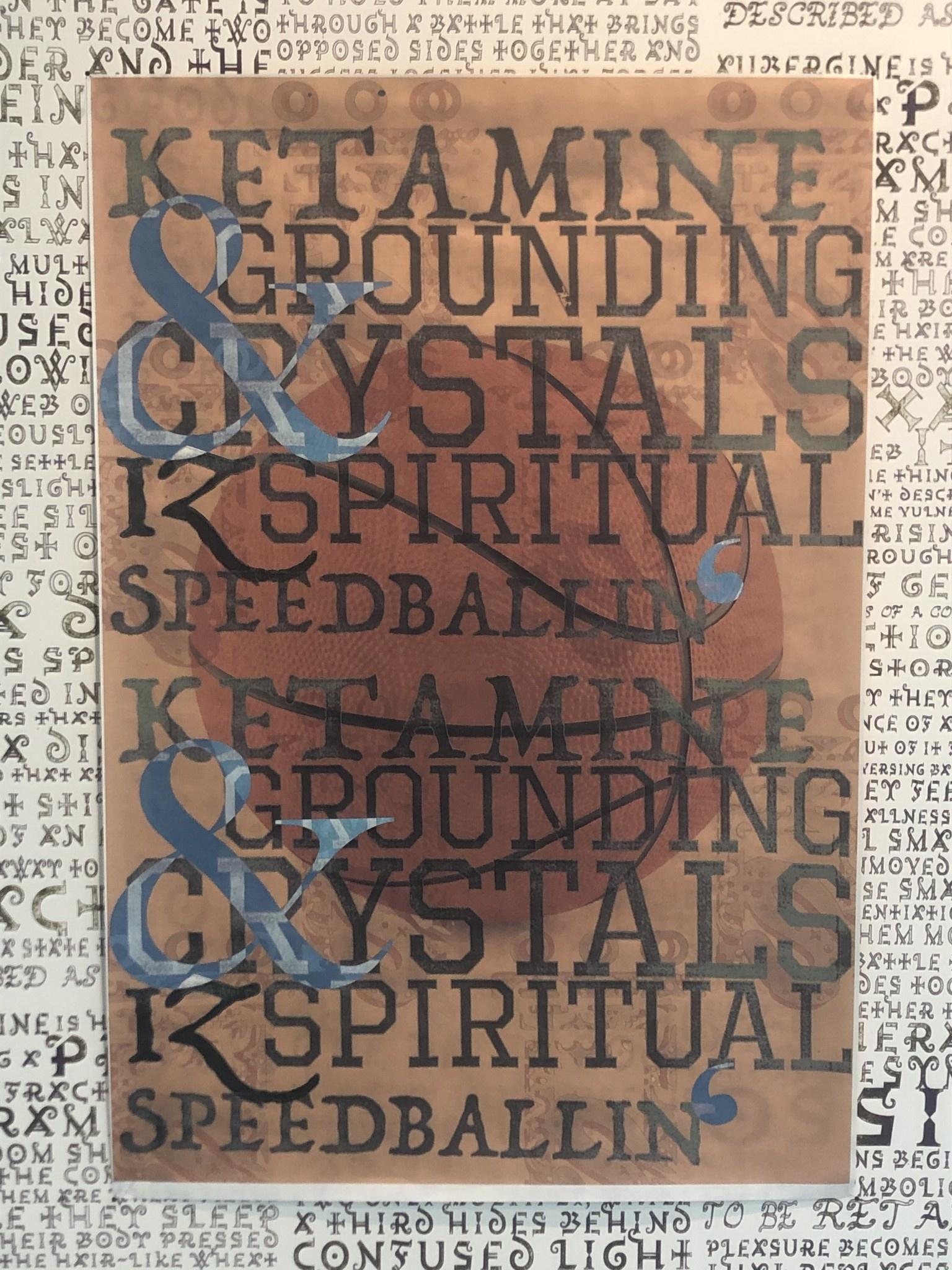 Spiritual Speedballin' poster-1