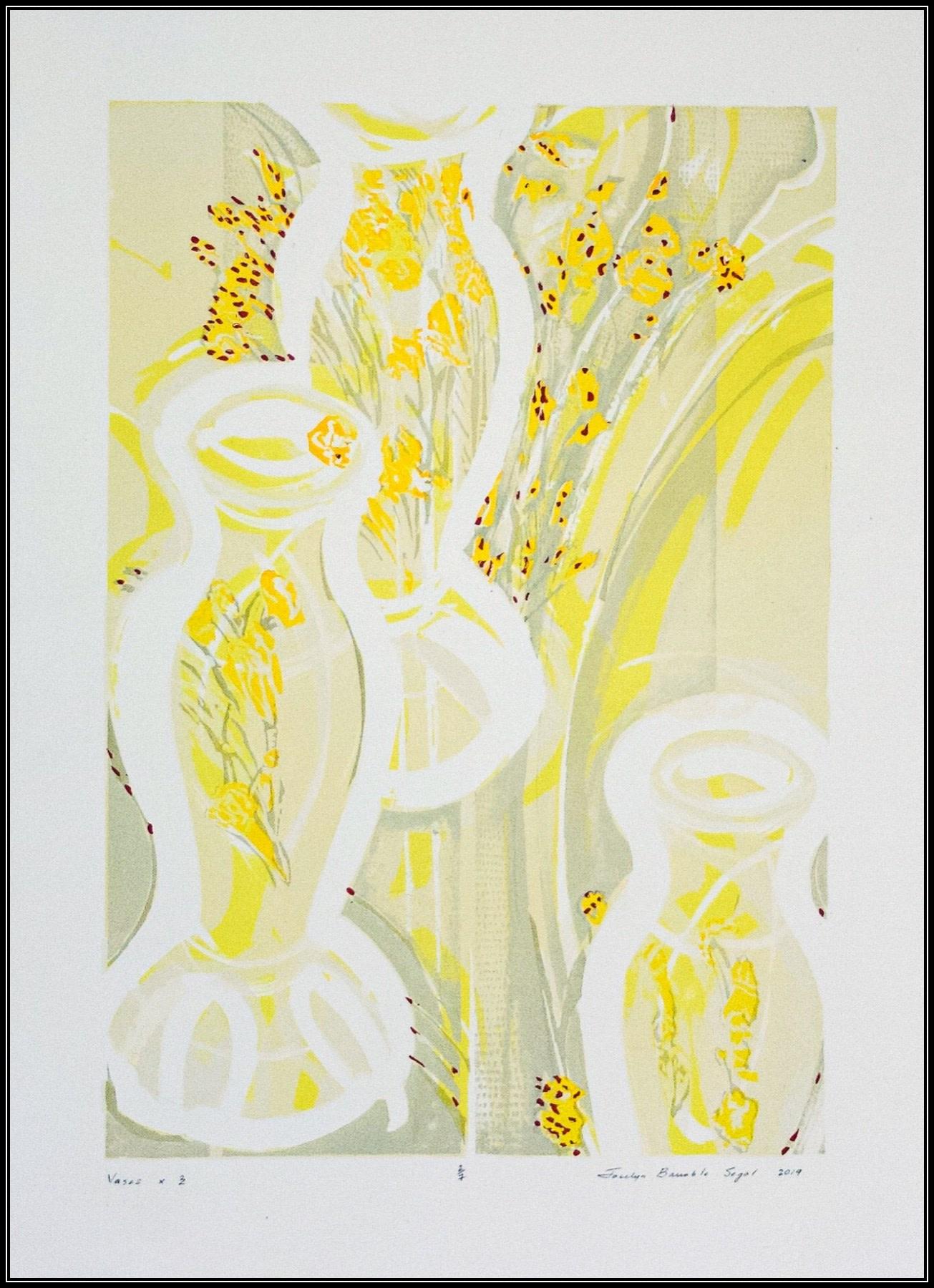 Vases 3 (framed)-1