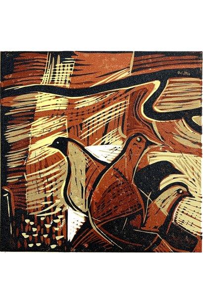 Venice-Pigeons