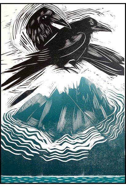 Haida Gwaii # 2 (framed)