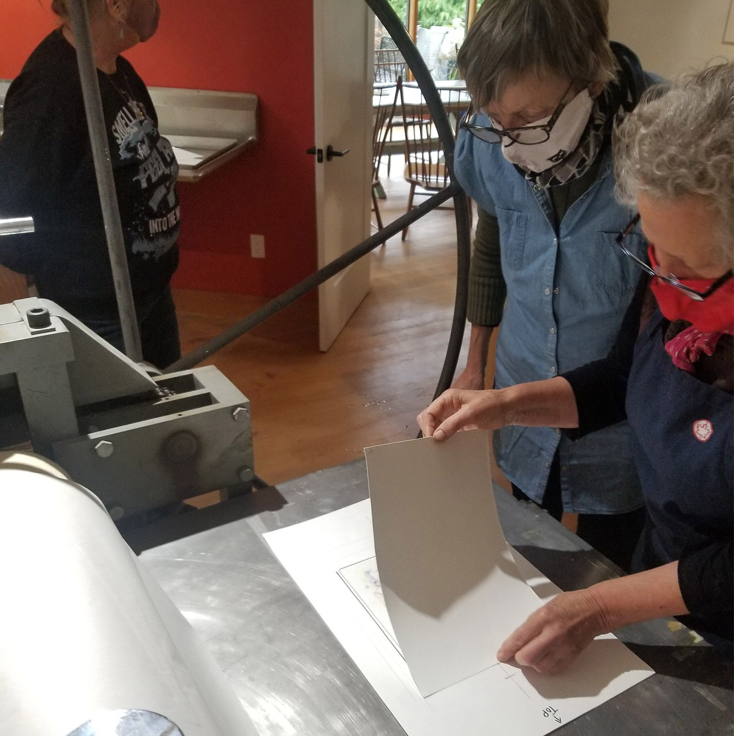 Monotype with Plant-Based Ink Workshop-2
