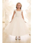 Calla Collection USA INC. Calla Collection Girl's Flutter Sleeve Dress TC-303, Color: ?, Size: ?