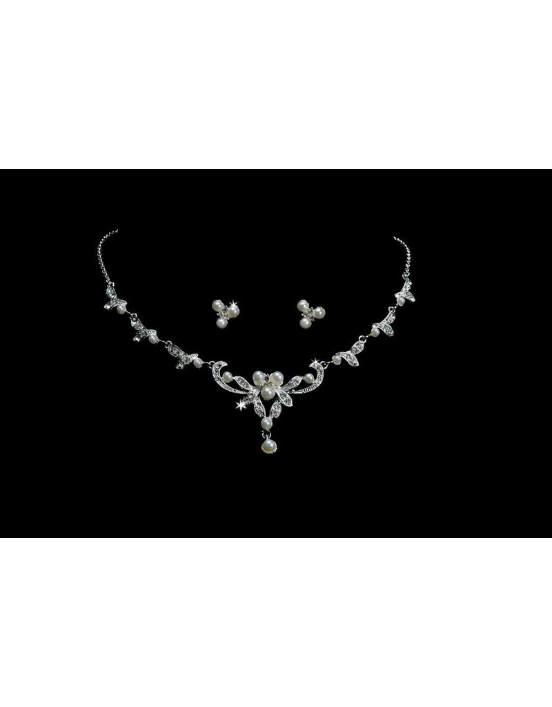 EnVogue Envogue Necklace NL1216SVCL