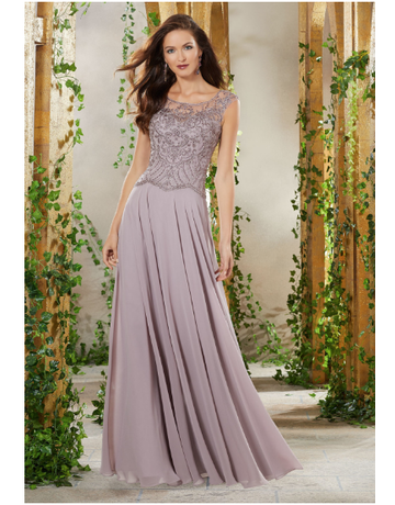 Mother of the Bride Mori Lee Mother of the Bride 71903, Color: Lilac, Size 18