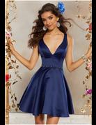 Mori Lee Mori Lee Damas 9509, Color: Blush, Size: 10