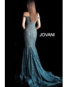 Jovani Jovani 64521, Color: Black, Size: 14