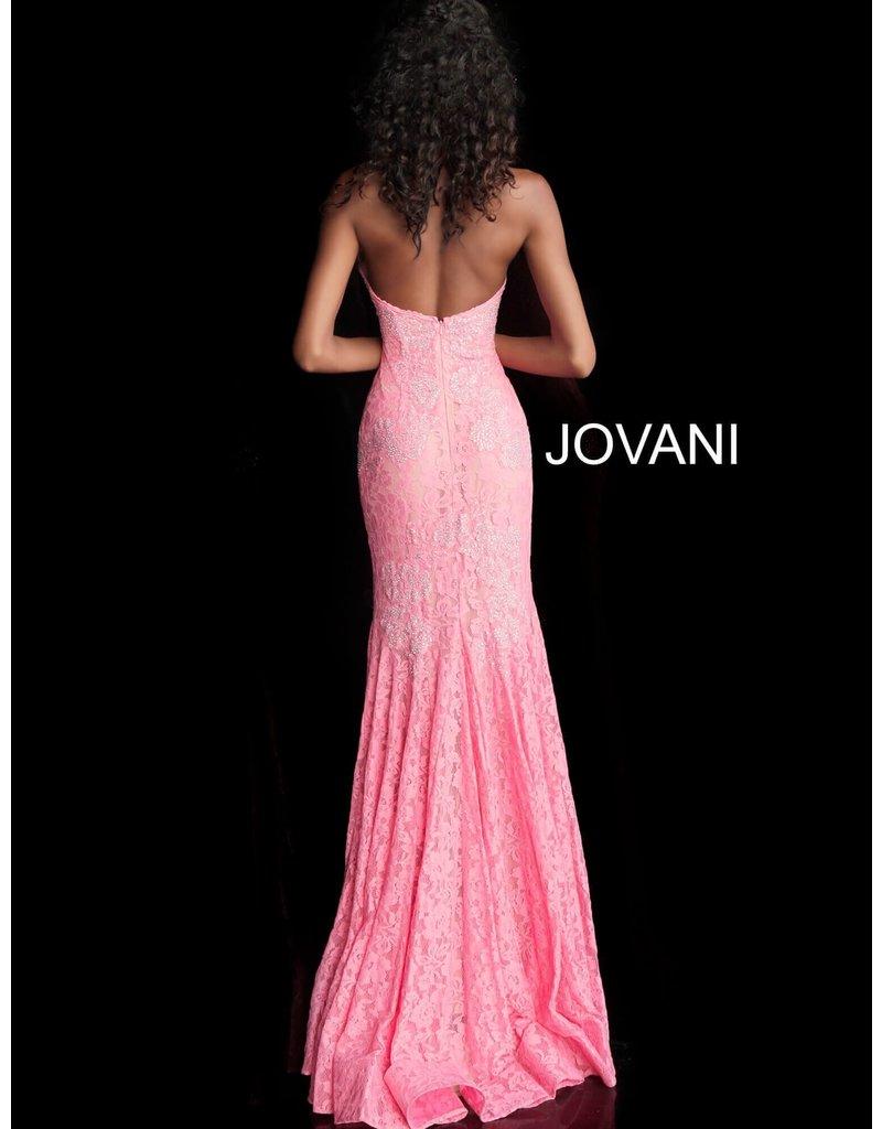 Jovani Jovani 37334, Color: Pink, Size: 16