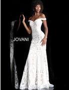 Jovani Jovani 64277, Color: White, Size: 18