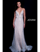 Jovani Jovani 56050, Color: Burgundy, Size: 20