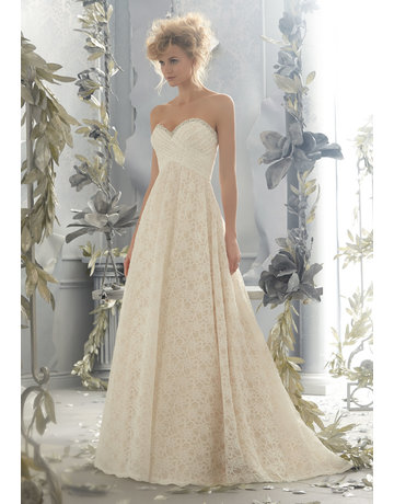 Mary's Bridal Mary's Bridal Mary's Bridal MB6781, Color: Champagne, Size: 10