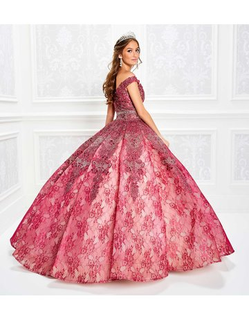 Princessa Ariana Vara Princesa 11921, Color: Cranberry, Size: 12