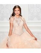 Princessa Ariana Vara Princesa 11940, Color: Peach, Size: 8