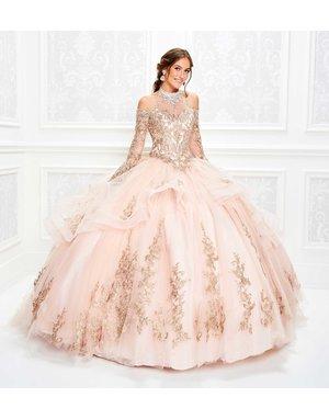 Princessa Ariana Vara Princesa 11927, Color: Rose/Gold, Size: 10
