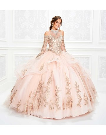 Princessa Ariana Vara Princesa 11927, Color: Rose/Gold, Size: 10