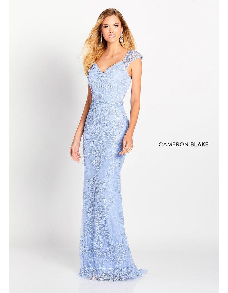 Cameron Blake Mon Cheri Cameron Blake Mother of the Bride 119643, Color: Petal, Size: 14