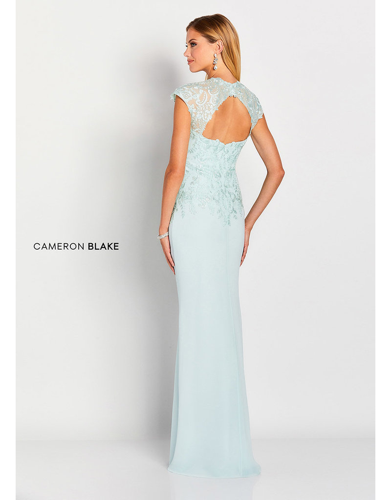 d8a8a67aa76d5 ... Cameron Blake Mon Cheri Cameron Blake Mother of the Bride 119651,  Color: Water, ...