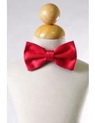 Calla Collection USA INC. Calla Collection Men's Polyester Bow Tie, Color: Red