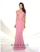 Montage Mon Cheri Montage Mother of the Bride 116937, Color: Smoke, Size: 22