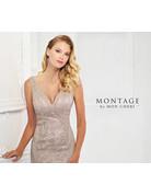 Montage Mon Cheri Montage Mother of the Bride 118975, Color: Jade, Size: 16