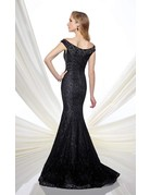 Montage Mon Cheri Montage Mother of the Bride 216975, Color: Black, Size: 16