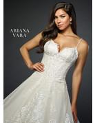 Ariana Vara Ariana Vara Bridal 119001, Color: Ivory, Size: 16
