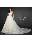 Ariana Vara Ariana Vara Bridal 119002, Color: Ivory/White, Size: 18