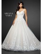 Ariana Vara Ariana Vara Bridal 119012, Color: Ivory/Mac, Size: 6