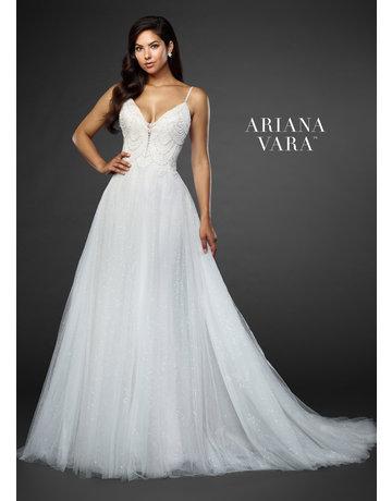Ariana Vara Ariana Vara Bridal 119017, Color: White, Size: 14