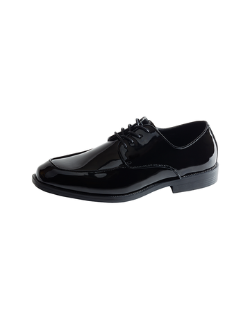 Cardi International Cardi International Bellagio Men's Shoes, Color: Black, Size: 7.5