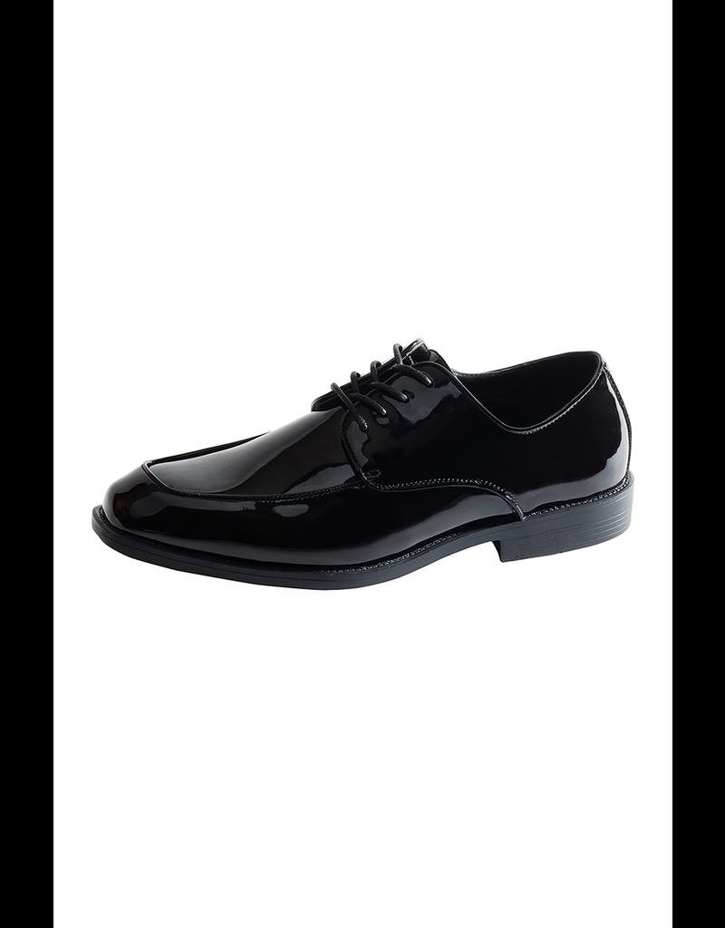 Cardi International Cardi International Bellagio Men's Shoes, Color: Black, Size: 7.5