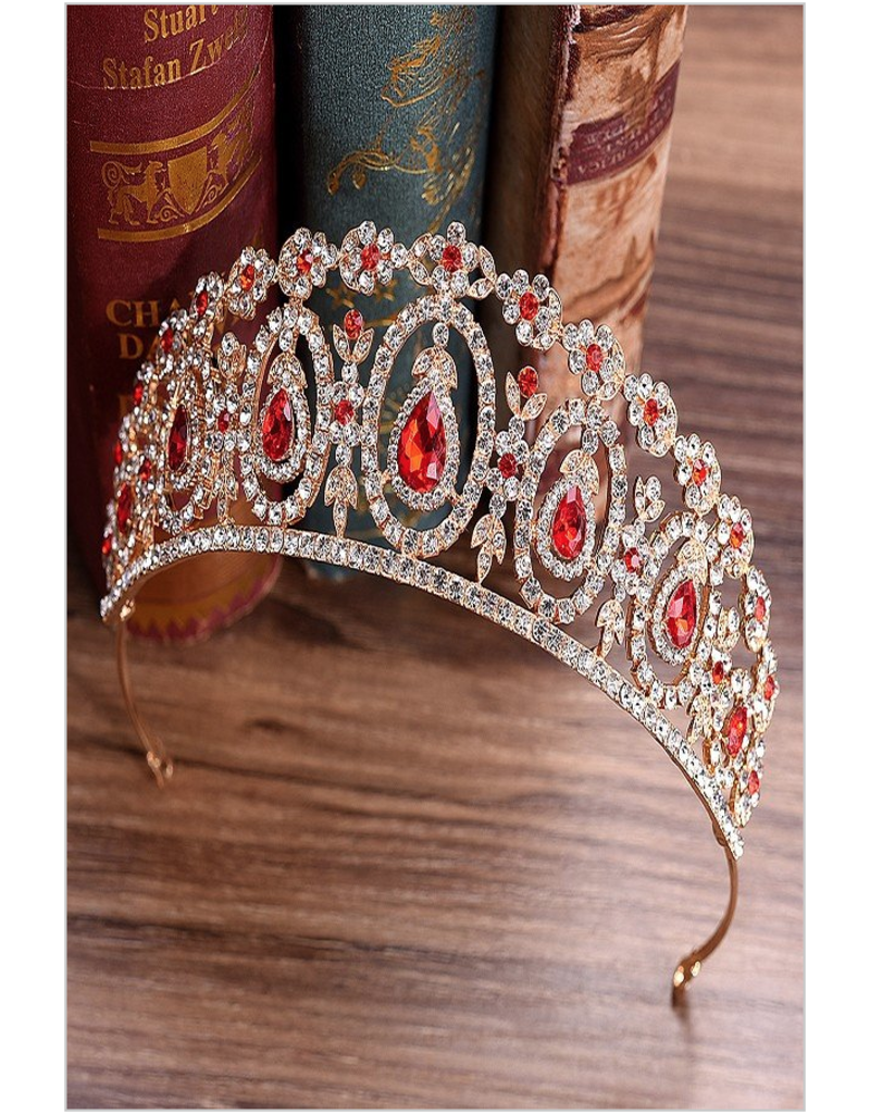 My Fashion My Fashion Tiara 4176, Color: G/Blue