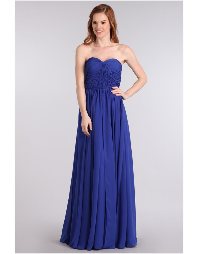 My Fashion My Fashion Dress M1411-1, Color: Royal Blue, Size: Extra Large