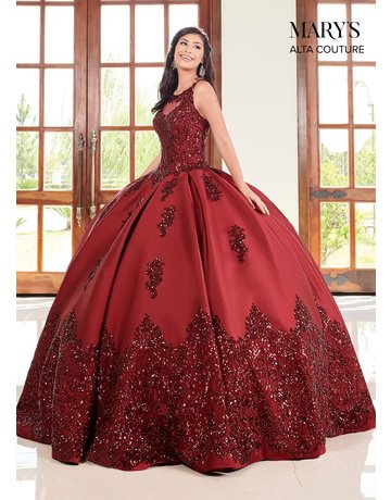 Mary's Quince Marys Quince S20promomq3038, Color: Burgundy, Size: 8