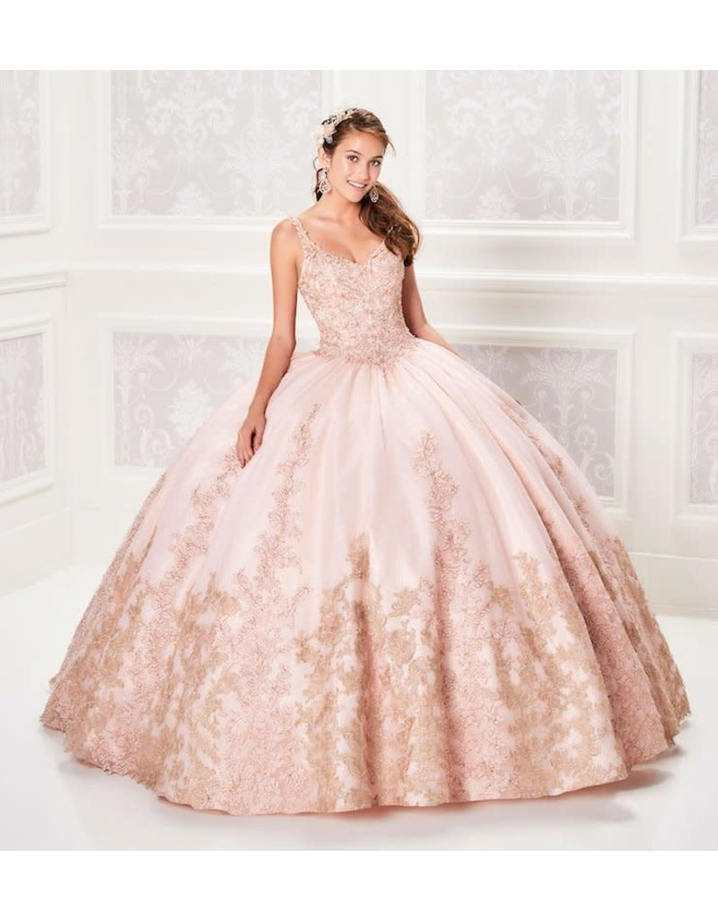 Ariana Vara Princessa PR21961, color: Blush/Gold, size: 12