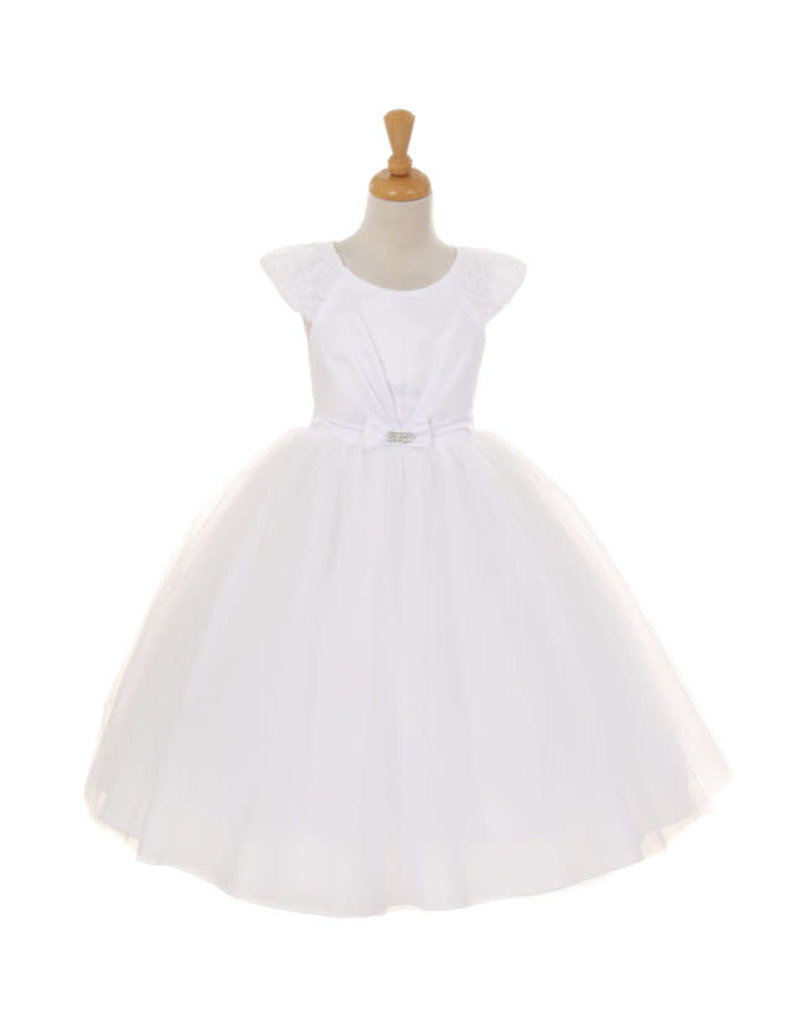 Kiki Kids Kiki Kids 2069W Color: White Size: 10