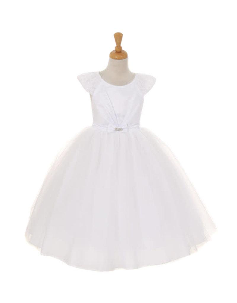 Kiki Kids Kiki Kids 2069W Color: White Size: 12