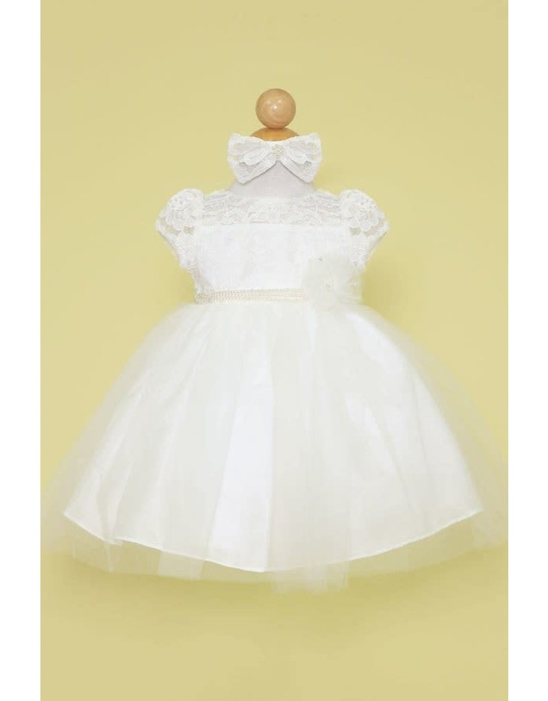 Calla Collection USA INC. Calla Collection B-757, color: White, size: 12M