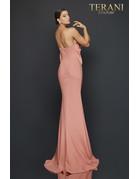 Terani Couture Terani 2011E2050 Color: Nude, Size: 8