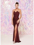 Studio 17 Studio 17 12768 color: Wine, size: 6