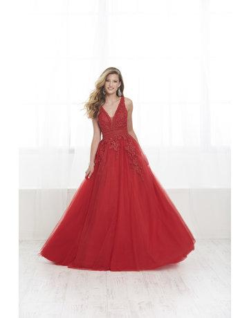 tiffany Design Tiffany Design 16391 color: Red, Size: 12