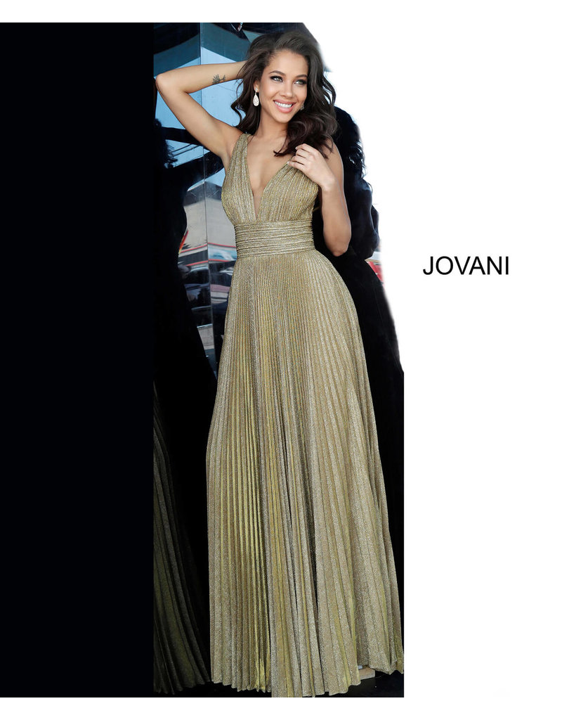 Jovani Jovani 2088 Color: Sapphire, Size: 14