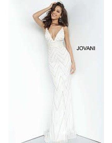 Jovani Jovani 2267 Color: Navy, Size: 10