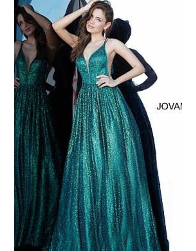 Jovani Jovani 4198 Color: Emerald, Size: 6