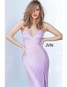 Jovani Jovani JVN03063 Color:  Dark Purple, Size: 10